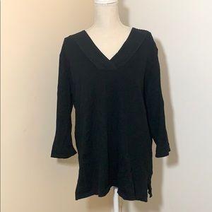 Ralph Lauren women's long sleeve blouse